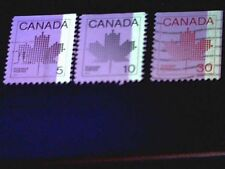 Canada TAGGING ERRORS Scott 940, 944, 945 USED CV $30 (BS3420)