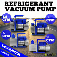 Vacuum Pump Single Air Conditioning Refrigeration Tools Manifold Gauges