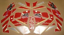 GSXR 1100N 1992-1993 complete reproduction decals stickers restoration graphics