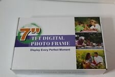 Photo Frame, TFT Digital 7