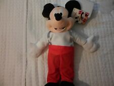 Mickey Mouse Doll - Ticketed price $29.99