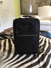 Tumi Frequent Traveler Wheeled Carry On Brown with Dust Bag