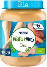 Babykost Naturnes Bio Pastinake Süßkartoffel Kalb 6+Monate 24x 190g MHD 30/11/21