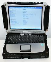 MK8 Panasonic ToughBook CF-19 Intel i5 3610ME 8GB 256GB WiFi BT GPS WWAN Touch