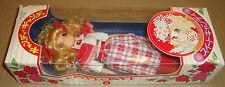 CANDY CANDY DOLL PLAID SKIRT POPY JAPAN  ANNI '70 YUMIKO IGARASHI キャンディ・キャンディ