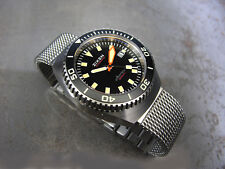 ZIXEN ALL NEW HELIOX 3000 M PROFESSIONAL DIVE WATCH BLACK DIAL,  LAST THREE!!