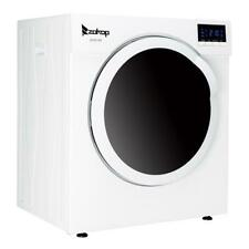 Household Dryer 6kg Drum Dryer with Led Display 1 Filter Mesh Cotton-White