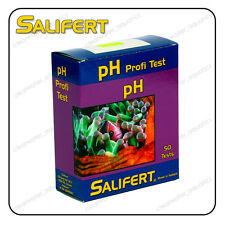 SALIFERT PH Profi TEST KIT Marine Reef FISH TANK Water Testing Aquarium