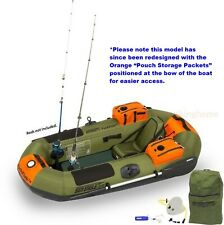 Sea Eagle Packfish 7 Pro Portable Inflatable Fishing Boat Raft Make Best Offer!