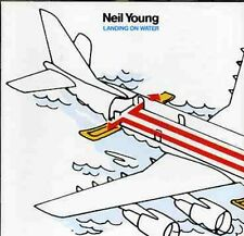 Neil Young - Landing on Water [New CD] UK - Import