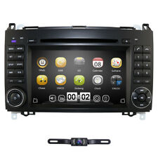 "7"" In Dash for Mercedes-Benz Sprinter 2DIN Car DVD Player GPS Stereo Radio DAB+"