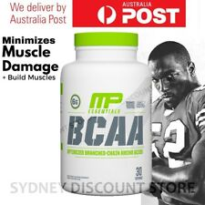 Lowest Price! Muscle Pharm BCAA 3:1:2 240 Capsules