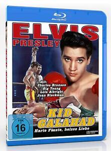 Kid Galahad - Harte Fäuste, heiße Liebe (1962)[Blu-ray/NEU/OVP]mit Elvis Presley