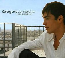 Je Deviens Moi (New Version) - Gregory Lemarchal (2006, CD NEUF)
