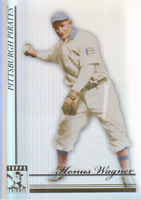 2010 Topps Tribute Baseball #13 Honus Wagner Pittsburgh Pirates