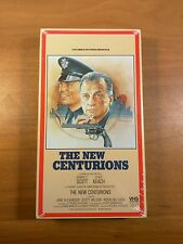 (NEW SEALED) The New Centurions (1972)(VHS) George C. Scott,  Stacy Keach