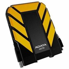 "Adata DashDrive HD710 AHD710-1TU3-CYL 1 TB 2.5"" External Hard Drive - Box -"