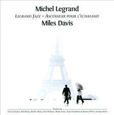 MICHEL LEGRAND/MILES DAVIS - LEGRAND JAZZ/ASCENSEUR POUR L'ECHAFAUD NEW CD
