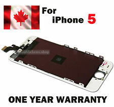 CA Replacement For White iPhone 5 LCD Touch Screen Digitizer Assembly Display