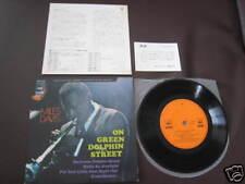"Miles Davis On Green Dolphin Street Japan Vinyl EP 7"" John Coltrane Bill Evans"