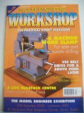Model Engineers Workshop. The Practical Hobby Magazine. No. 70. December, 2000.