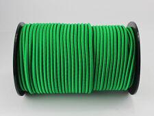 (0,70 Euro/m) 20m Expanderseil 6mm grün Gummiseil Spannseil elastisches Seil