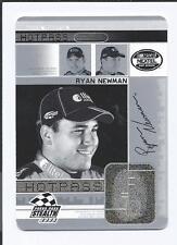 2006 Press Pass Stealth Hot Pass RYAN NEWMAN