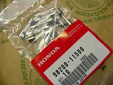 Honda CB 750 Four K0 - K6 Sicherungen 15 A  10er Set Fuse Set 15 A