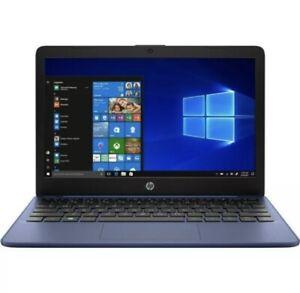 HP Stream 11-ak0014na Laptop Intel Celeron N4020 32GB eMMC Win10 BB14-01BO6J6S