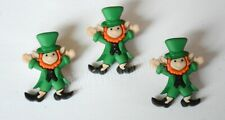 3 Irish Leprechauns / St. Patrick's Day Shank Back / Jesse James Dress It Up