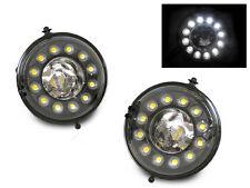 12 CREE LED Fog Light DRL Daytime Running Park 07-13 Mini Cooper R56 R57 R58 R59