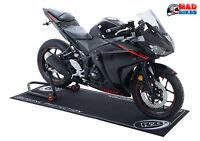 R&G Racing Motorcycle Motorbike workshop Garage Mat 2m x 0.75m Non-slip Backing