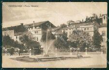 Treviso Conegliano Fontana cartolina VK0357