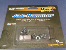 Wasp Archery Products 3909 Jak Hammer 75 Grain 9 Count