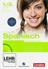 Cornelsen Lernvitamin Plus Spanisch 1./2. Lernjahr (verschweißte Neuware)