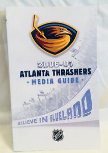 2006-07 Atlanta Thrashers Media Guide, Hockey, NHL