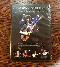 Live at the Variety Playhouse by Dominic Gaudious DVD NEW SEALED