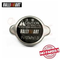RALLIART High Pressure Radiator Cap Black for EVO VIII EVO8MR CT9A RA431454N2
