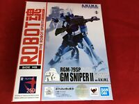 The Robot Spirits Gundam 0080 [SIDE MS] RGM-79 SP Jim Sniper II