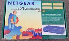 Netgear ISDN Digital Modem Model XM 128