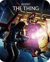 The Thing Blu-ray Steelbook Limited Edition + Exclusive Lithograph RARE