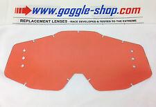 Goggle-Shop Forati Scivolamenti Lente Rosa Colore per 100% Motocross Mx Occhiali