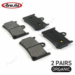 For Yamaha YZF R6 YZF-R6 2004 - 2016 2015 2014 2013 2012 2011 Front Brake Pads
