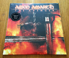 AMON AMARTH The Avenger - LP - vinyl + lyrics and poster -new