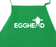BBQ Apron Men Funny Big Green Egg Smoker Accessory Dad Grilling Fathers Day Gift