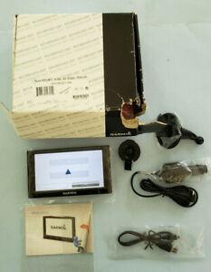 Refurbished Garmin nüvi 65LMT Automotive Mountable GPS System Bundle Car Charger