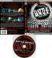 Battle Royale - Film DVD italiano ita