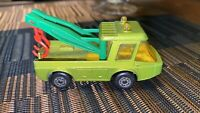 Matchbox Lesney Superfast Number74 Toe Joe Super Condition For Age