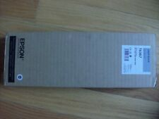 GENUINE EPSON T6367 LIGHT BLACK INK CARTRIDGE 7890 7900 9890 9900 NEW 700ml OEM