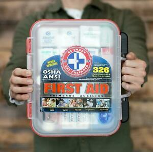 Marine Resistant First Aid Box For Boat Home Car Emergency Kit Survival Supplies